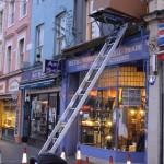 Haul it up, Furniture hoist hire London
