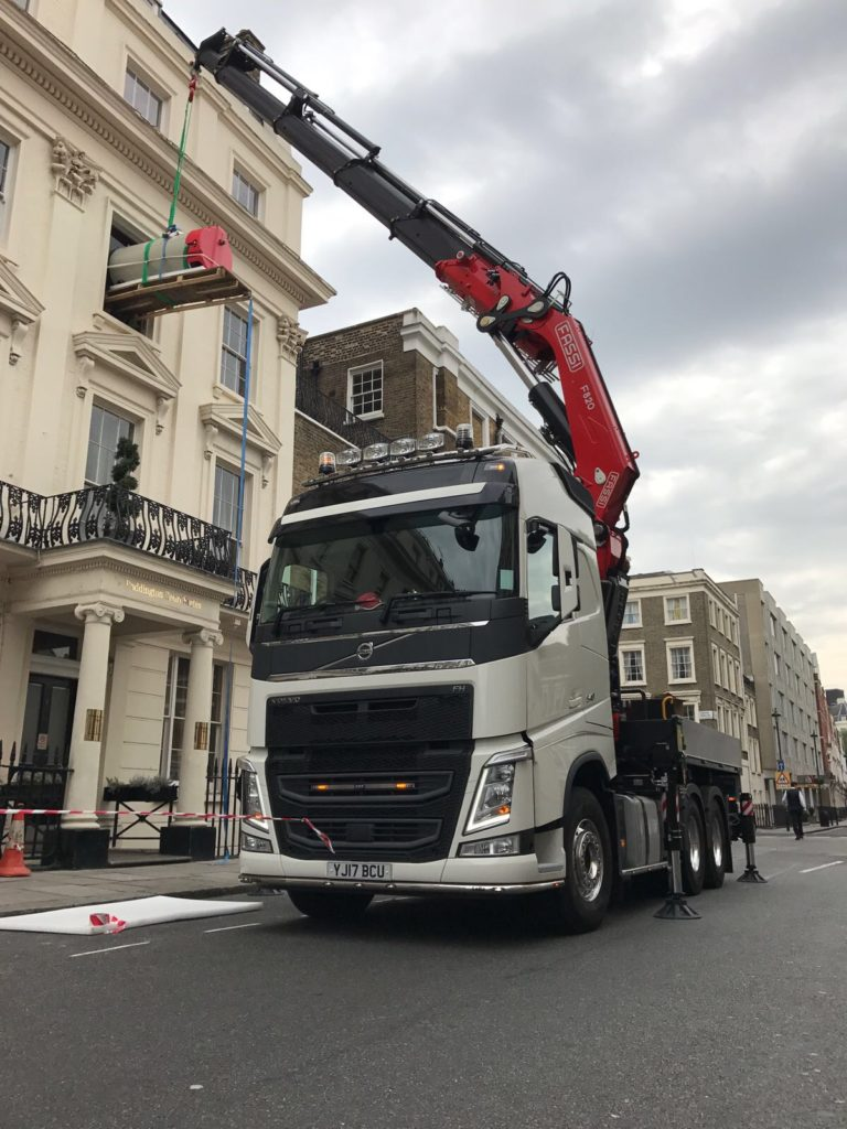 HIAB Hire London