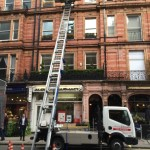 sofa stuck call RPH hoist hire